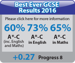 GCSE Results 2016