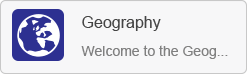 Geography VLE site
